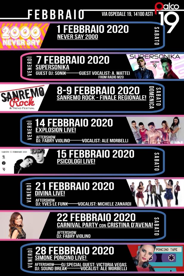 febbraio-palco